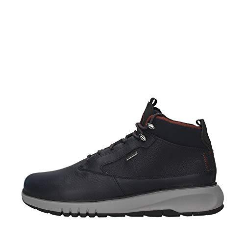 Geox Hombre Zapatillas AERANTIS 4X4 ABX, de Caballero Alto,Calzado Deportivo,Bota de Tobillo...