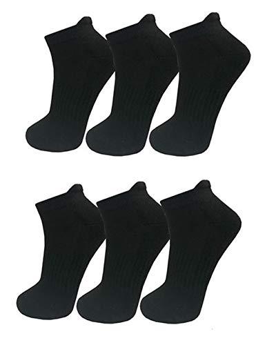 6 Paar Herren - Damen Thermo Sneaker | Sport Socken | dicke Winter Strümpfe 39-