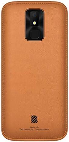 BLU J7L J0070WW 32GB GSM Unlocked Android Smart Phone - Tan WeeklyReviewer