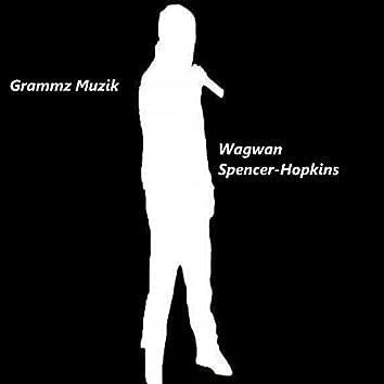 Wagwan Spencer-Hopkins