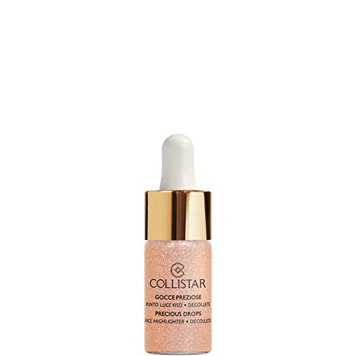 Collistar Collistar Precious Drops Face Highlighter Decollete 2 Coral Pearl 14 Ml - 14 ml
