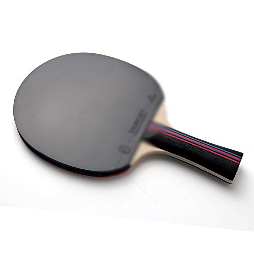 Find Bargain SDAKVDNS Table Tennis Cover, Double-Sided Anti-Adhesive Training Racket, Four Shots and...