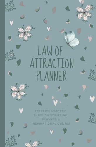 law of attraction planner: freedom mastery
