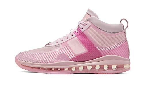 Nike Lebron X Je Icon Qs Herren Aq0114-600, Pink (Tulpe Pink/Wolf Grey-active Fuchsia), 43 EU