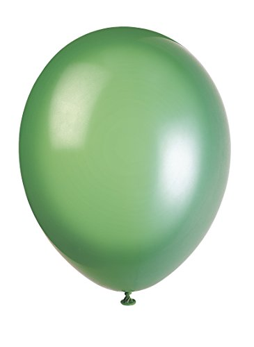 "Unique Party 56870 - 12"" Latex Crystal Assorted Colour Balloons, Pack of 50"