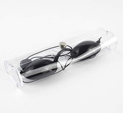 Professionelle Solarium UV Schutzbrille mit Gummizug hochwertige UV Schutzbrille - Geprüfte Uv Brille gemäß EN207