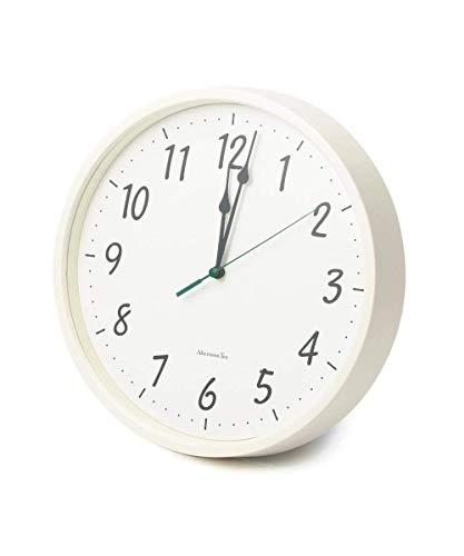 [ アフタヌーンティー リビング ] AfternoonTea LIVING 置き時計・掛け時計 電波 掛け時計 ホワイト