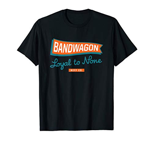 NEFF Bandwagon School Spirit T-Shirt