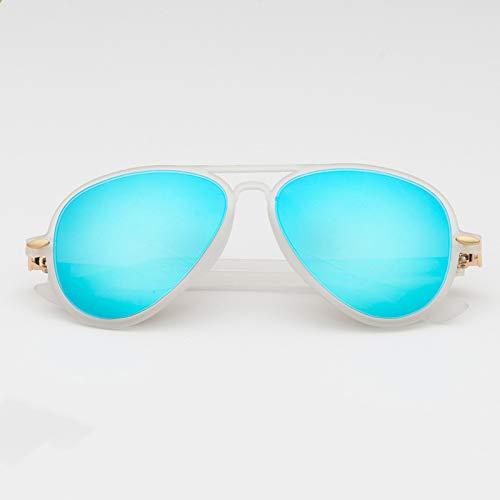 GYCZC Kinder Sonnenbrille Polarisierte Jungen Und Mädchen Sonnenbrille Baby Uv-Schutz Sonnenbrille