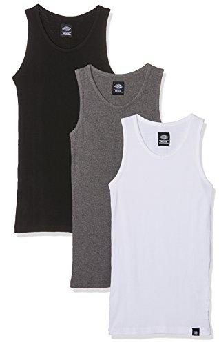 Dickies Tank - Camiseta para hombre, 3 unidades