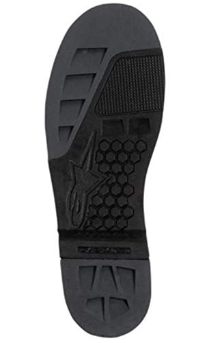 Alpinestars Soles with Inserts for 2004-08 Tech 8/Tech 7 - Size:10-11 25SUT8...