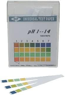 pH試験紙(スティックタイプ) pH1-14