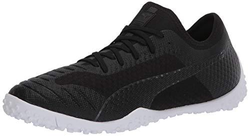 PUMA Men's 365 Concrete 2 St Futsal-Shoe, Black-Asphalt White, 11.5 M US