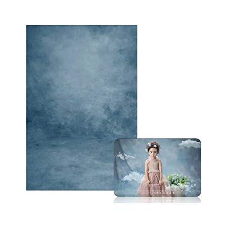Waw Waschbar Stoff Fotografie Studio Hintergrund Blau Kamera