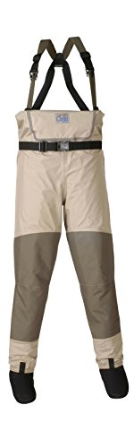 Chota Outdoor Gear Breatable Waders, South Fork Series - X-Large Stout