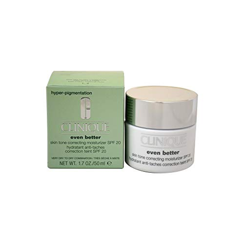 Clinique - EVEN BETTER skin tone correcting moisturizer SPF20 50 ml