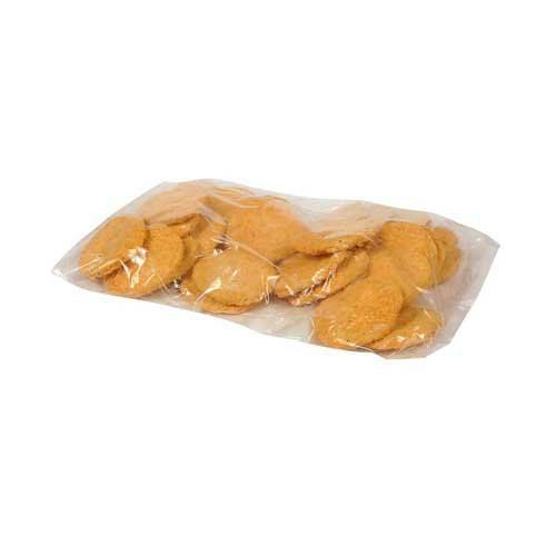 Minuteman Breaded Chicken Pattie, 3 Ounce -- 160 per case.