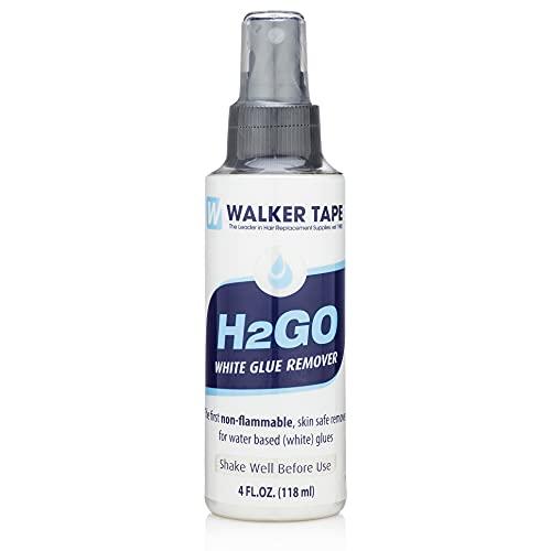 H2GO Dissolvant de colle Blanc