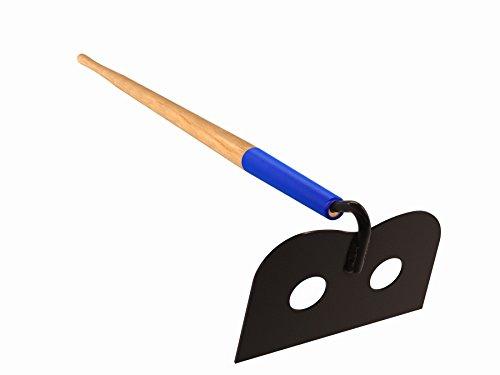 Bon Tool 11-299 Mortar Hoe - 10' - 66' Wood Handle
