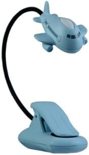 Mighty Bright 35011 Baby Bright Light, Blue Airplane