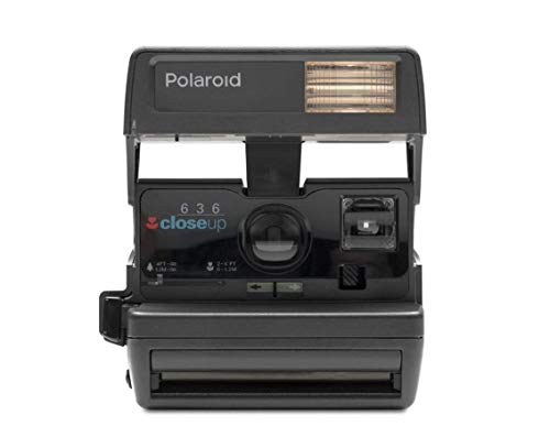 Polaroid Originals - 4715 - 600 One Step Close up Sofortbildkamera - Schwarz
