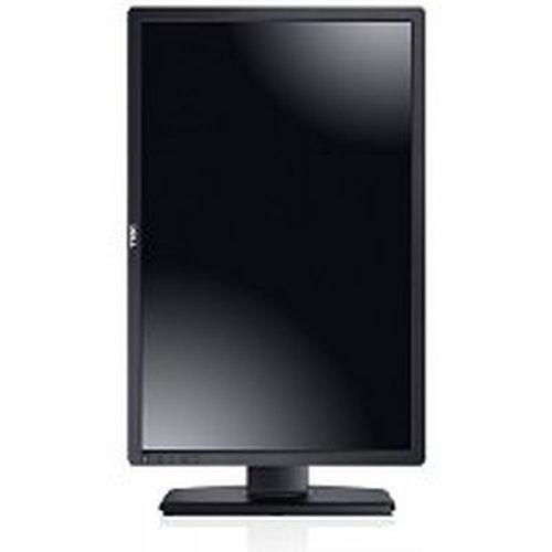 Dell U2412M 61 cm (24 Zoll) LED-Monitor (DVI, VGA, 8ms Reaktionszeit, höhenverstellbar) schwarz/silber - 4