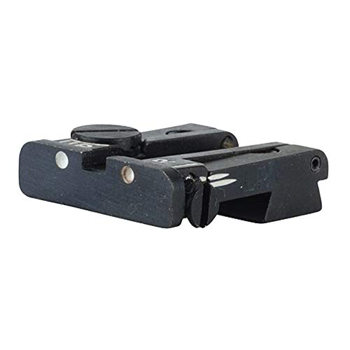 Beretta OEM Target Adjustable Rear Sight  White Dot 92/96 Series  E00169