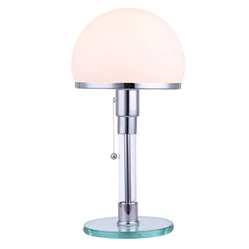 Post-moderne Stil Schlafzimmer Nachtlesetischlampe, Klassische Wohnzimmerdekoration Lampe, Personalisierte Glaswasc Design, Hoch 36CM