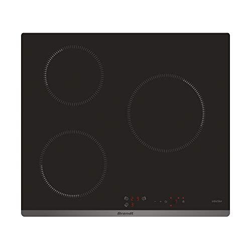 Brandt BPI6310B Plaque à induction Noir 4600W
