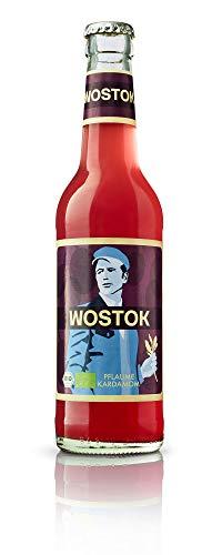 24*Wostok Pflaume-Kardamom BIO 33cl