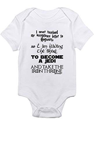 T-Rex Apparel 'Harry Potter, The Hobbit, Star Wars, Game of Thrones (3-6 Months)