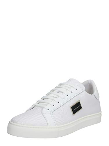 Antony Morato Herren Sneaker Low weiß 44