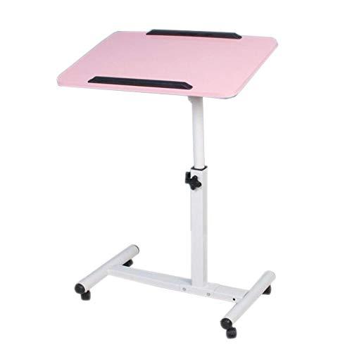 Mobile Laptop Schreibtisch Tischhöhe und Engel verstellbar 360 & Grad;Schwenkbar und 180 & deg;Tilt Spliting Laptop Stand Tisch Bett Schreibtisch