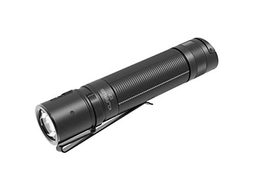 klarus E2 Rechargeable XHP35 Hi LED Flashlight -1600 Lumens -18650 Battery Included