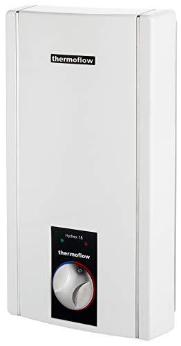 Thermoflow HYDREX18 Hydrex 18 N Hydraulischer Durchlauferhitzer, 400 V, Weiß, (H x B x T): 472 x 255 x 115 mm