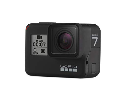 GoPro HERO7 Black — Waterproof Action Camera with Touch Screen 4K...