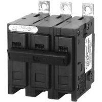 Cutler Hammer BAB3090H 3 Pole, 90 Amps, Quicklag Type BA, IC Thermal-Magnetic Circuit Breaker