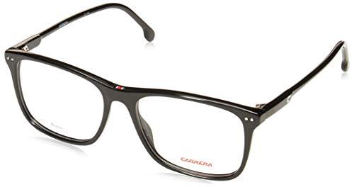 Carrera 2012T Monturas de Gafas para Unisex Adultos, color Negro, talla 52 mm