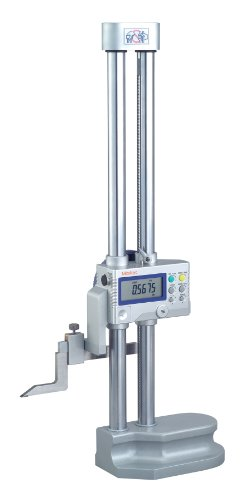 Mitutoyo 192-672-10 LCD Digimatic Height Gauge, SPC Output, 0-24