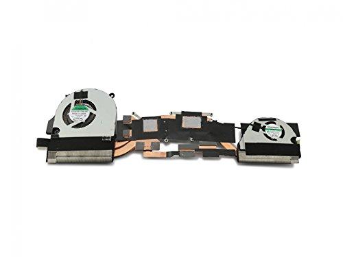 Acer Aspire V 17 Nitro (VN7-792G) Original CPU/GPU-Lüfter inkl. Kühler GeForce GTX 960M