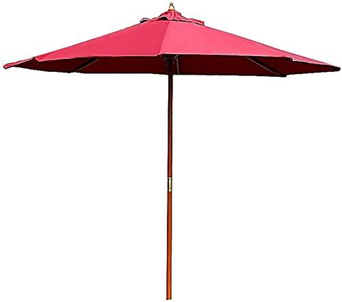 MIAOLIANG Gartenschirm, Sonnenschirme im Freien, Faltbare Sonnenschirme, Sonnenschutz-Sonnenschirme, Terrassenschirme