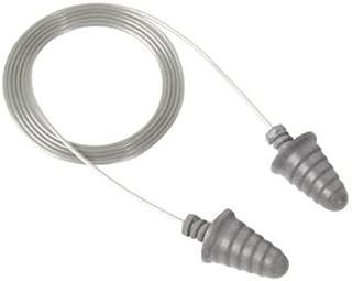 3M™ E-A-R Skull Screws Foam Push-in Earplugs, Silver, Pack of 120 Pairs