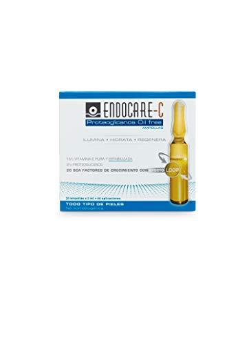Endocare Endocare-C Proteoglicanos Oil Free Ampollas 30 Unidades, 60 ml