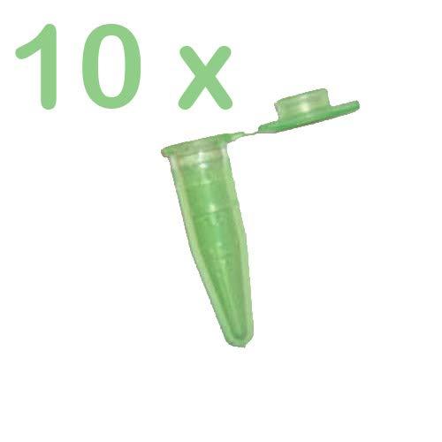 GEO-VERSAND Unisex - Volwassenen globuli container, groen, 5 cm