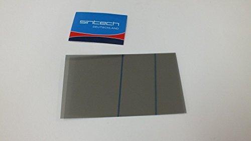 Sintech.DE Limited OCA & Polarizer Folie Glas Scheiben Kleber, Sticker, Klebefolie passend passend für iPhone 5,5C,5S