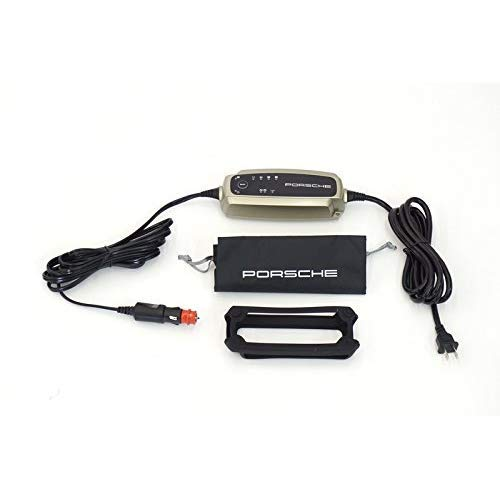 Porsche Charge-o-mat Pro Battery Maintainer and Charger