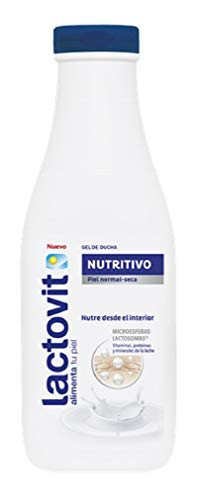 Lactovit - Gel De Baño 600 ml