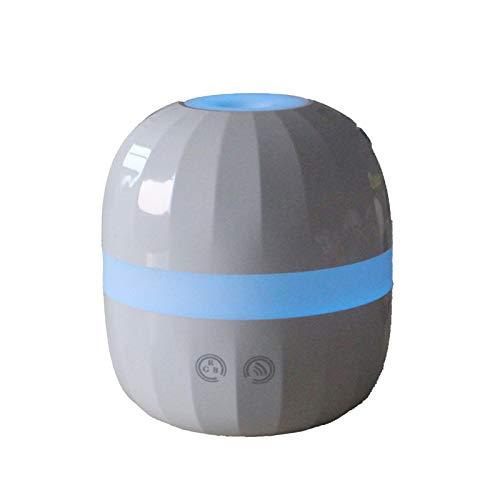 1 pieza humidificador de escritorio USB Cool Mist humidificador silencioso ultrasónico mini humidificadores noche luz