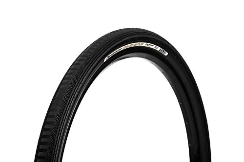 GravelKing SS Plus+ - Llantas de grava plegables (27,5/650B x 48), color negro y negro