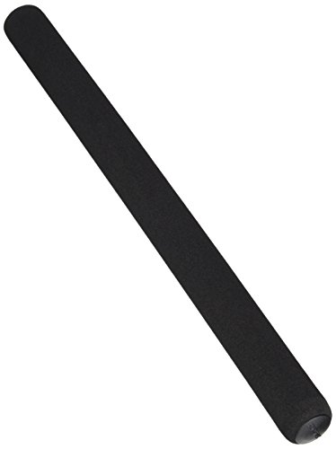 XLC Unisex– Erwachsene Griffe Foam GR-F01, Schwarz, One Size